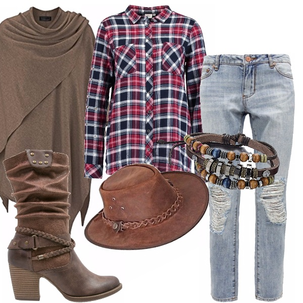 Outfit Calamity jane