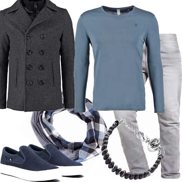 Outfit Uomo trendy
