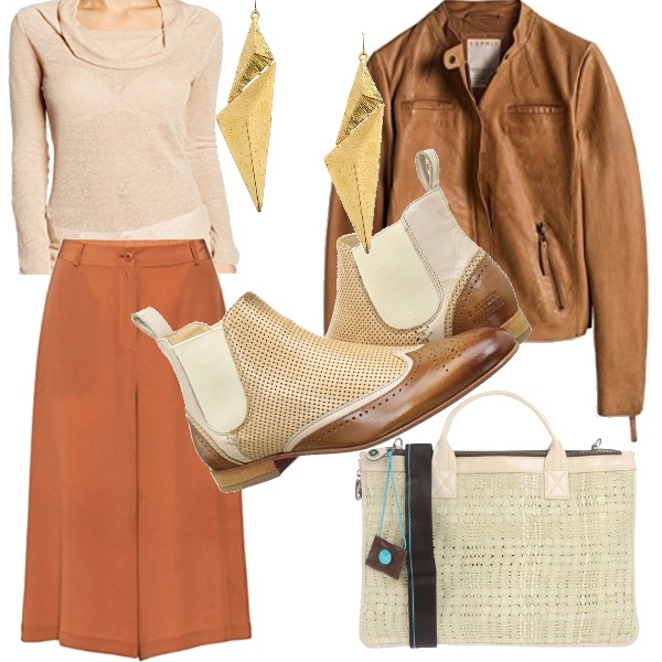 Outfit Autunno inglese