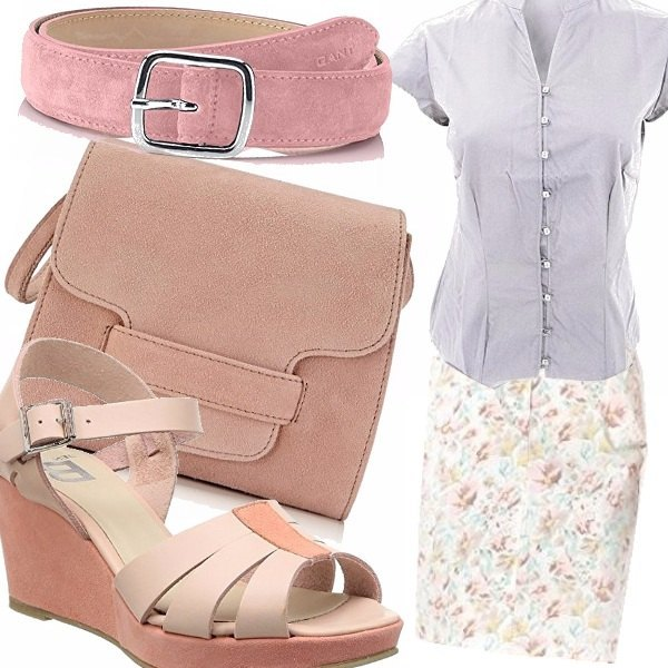 Outfit Cipria
