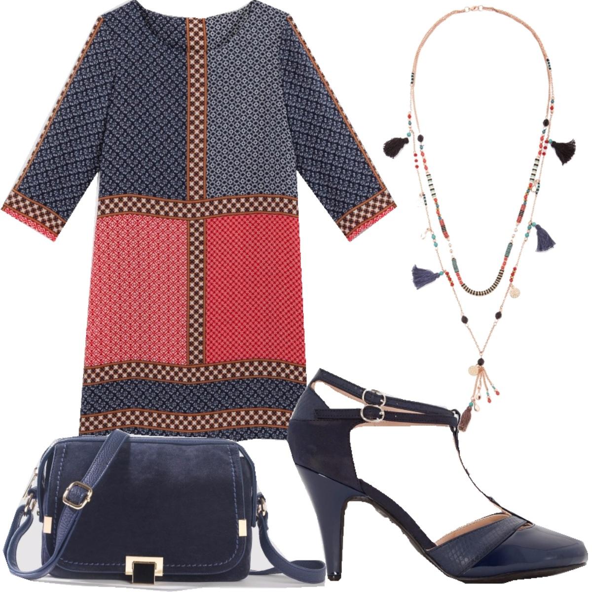 Outfit Vestito fantasia