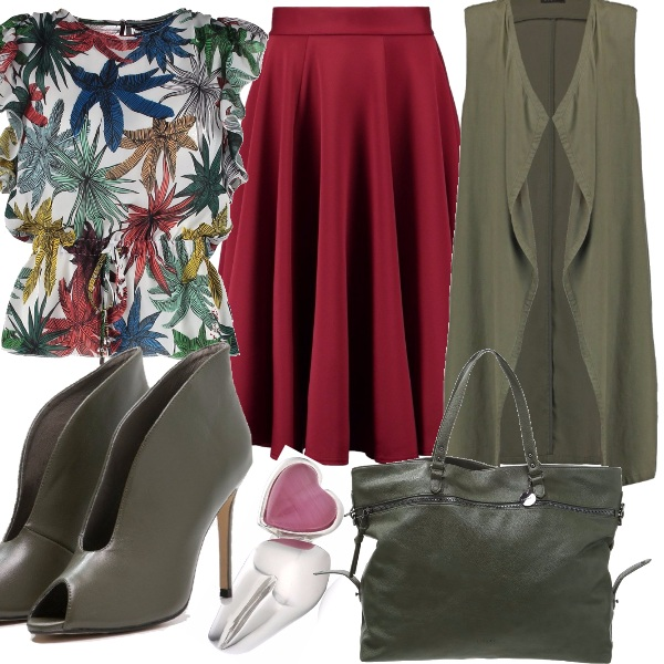 Outfit Look particolare