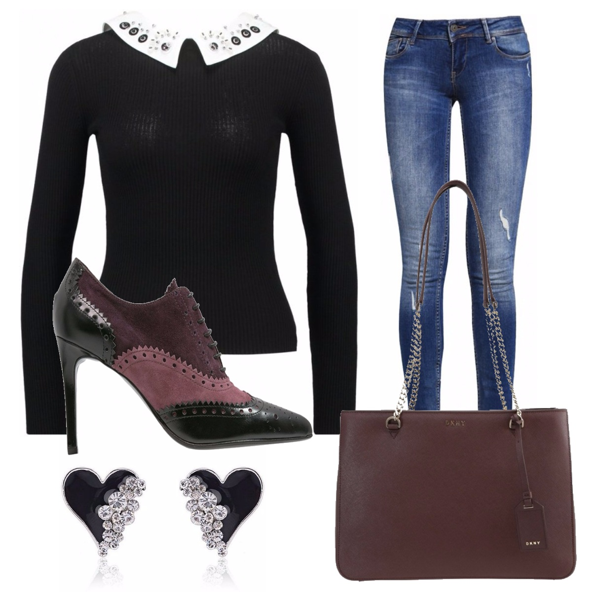 Outfit Con classe