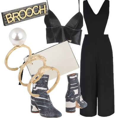 Outfit Stasera, oso!