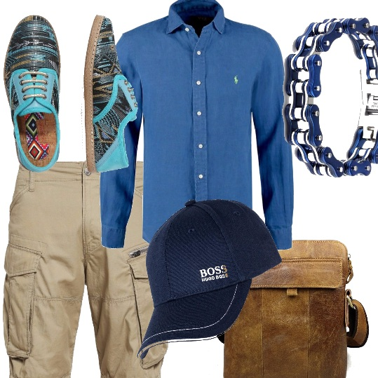 Outfit Cargo man