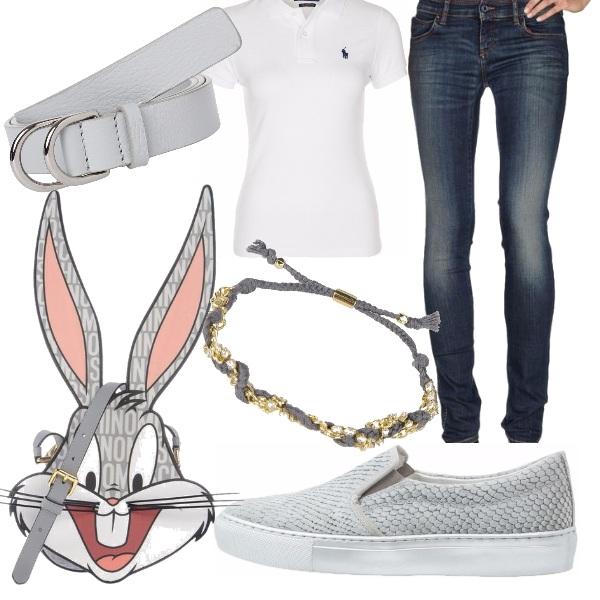Outfit Un simpatico everyday
