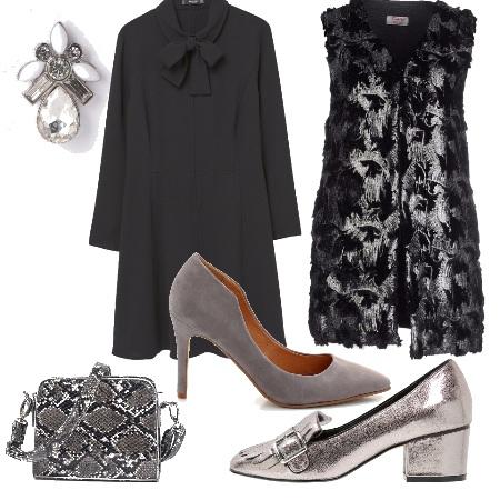 Outfit 50 sfumature di grigio