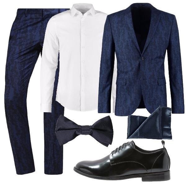 Outfit Il testimone dello sposo