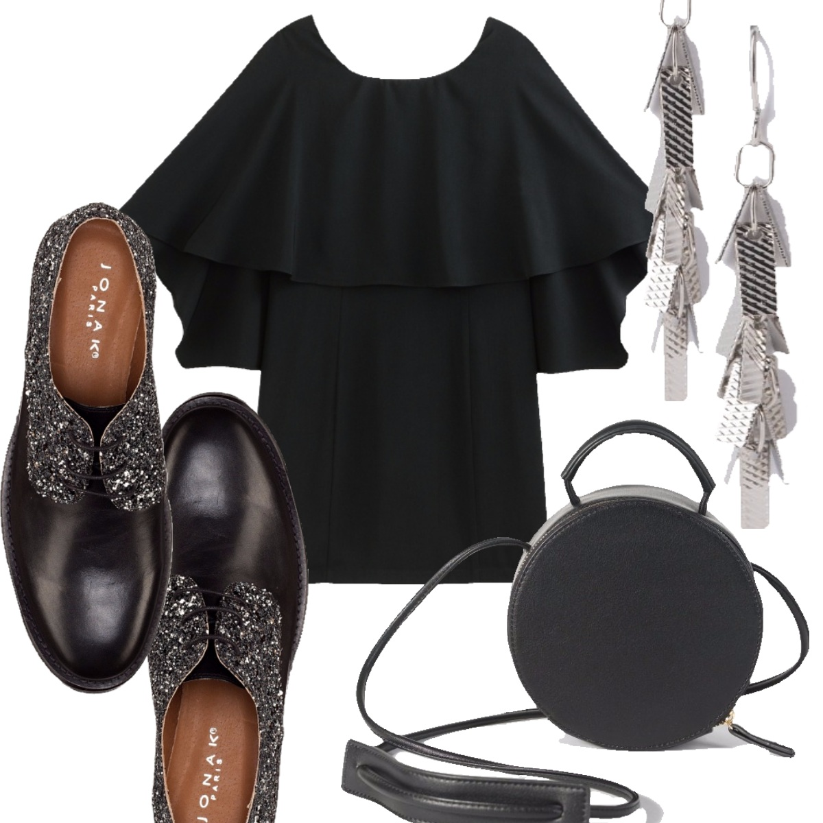 Outfit Cenere
