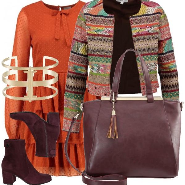 Outfit Gipsy metropolitano