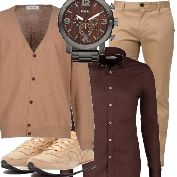 Outfit Tabacco