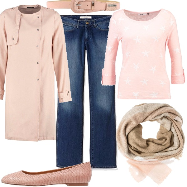 Outfit Pink love