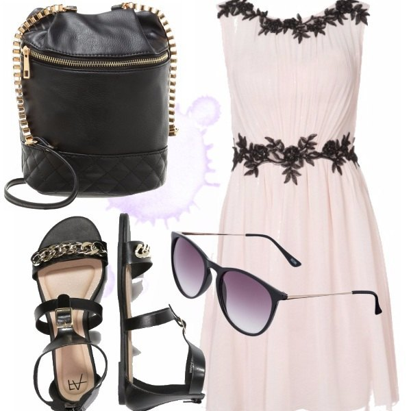 Outfit Eleganza flat