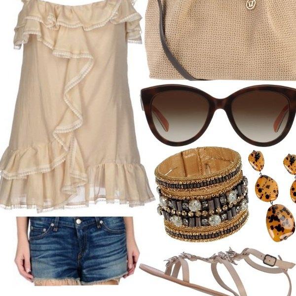 Outfit Granelli di sabbia