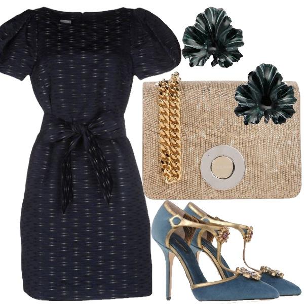 Outfit Fiocchi, luce e fiori