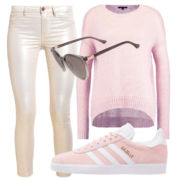 Outfit Gazelle