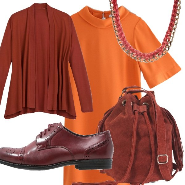 Outfit Solare d'autunno