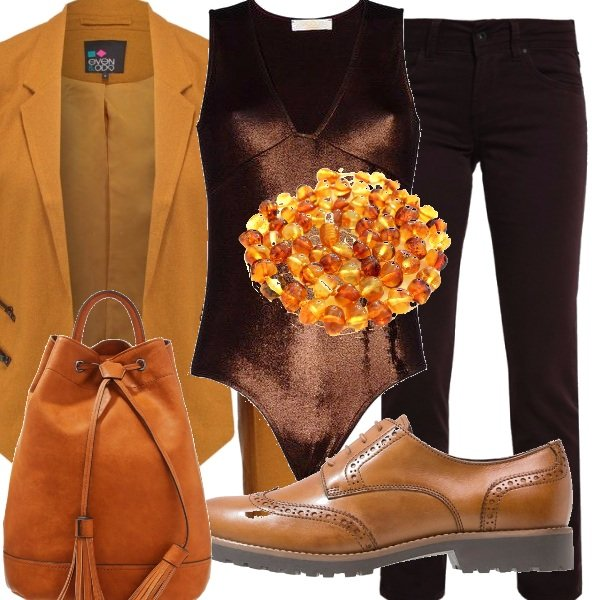 Outfit Sole in autunno