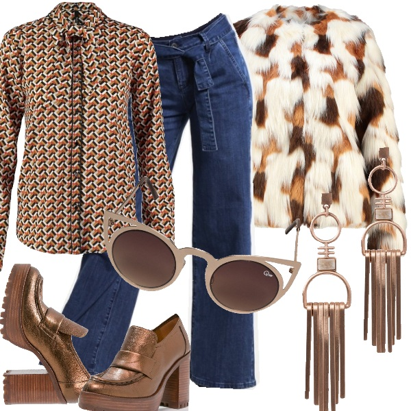 Outfit Favolosi seventies