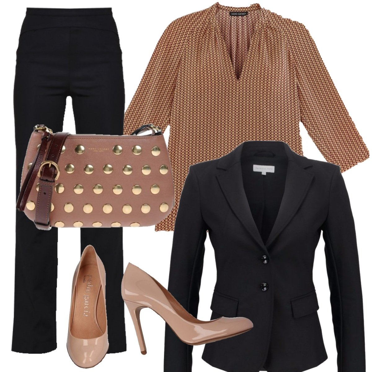 Outfit Abbinamenti con il tailleur