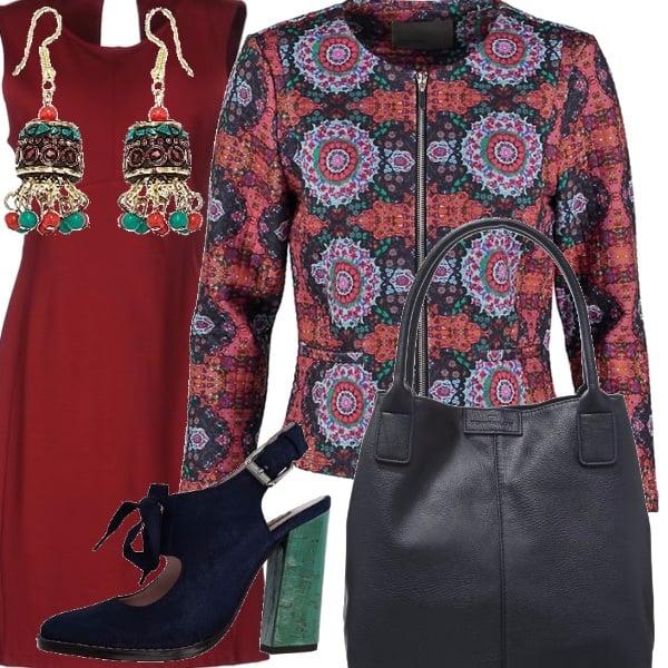 Outfit Mandala time