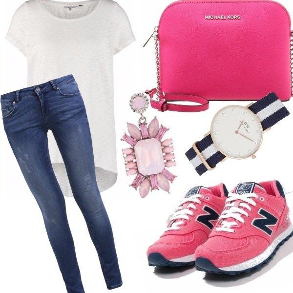 Outfit Sportivamente alla moda