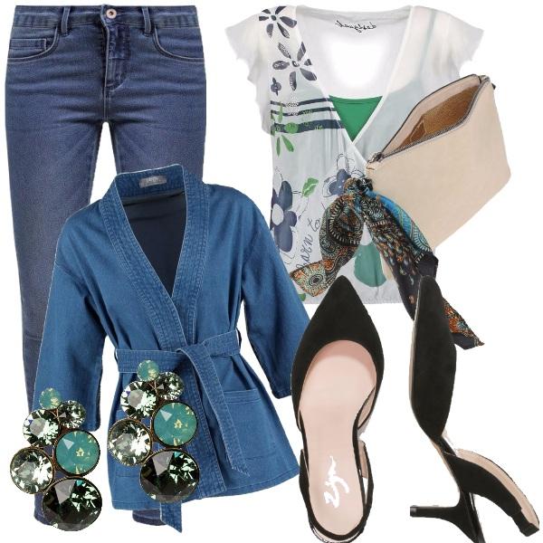 Outfit Primo appuntamento easy