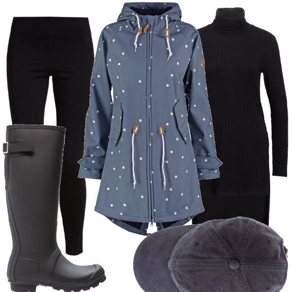 Outfit Purple rain