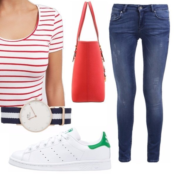 Outfit Sport veneziano