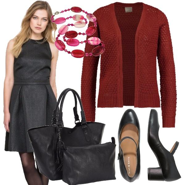 Outfit Lavoro, shopping, pranzo fuori casa