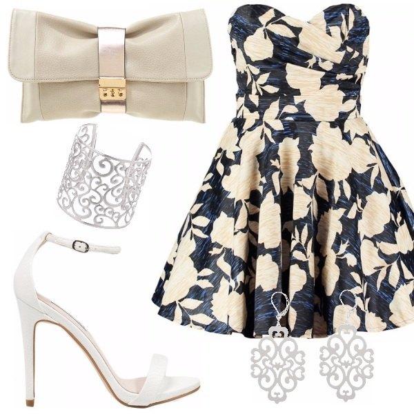 Outfit L'invitata perfetta