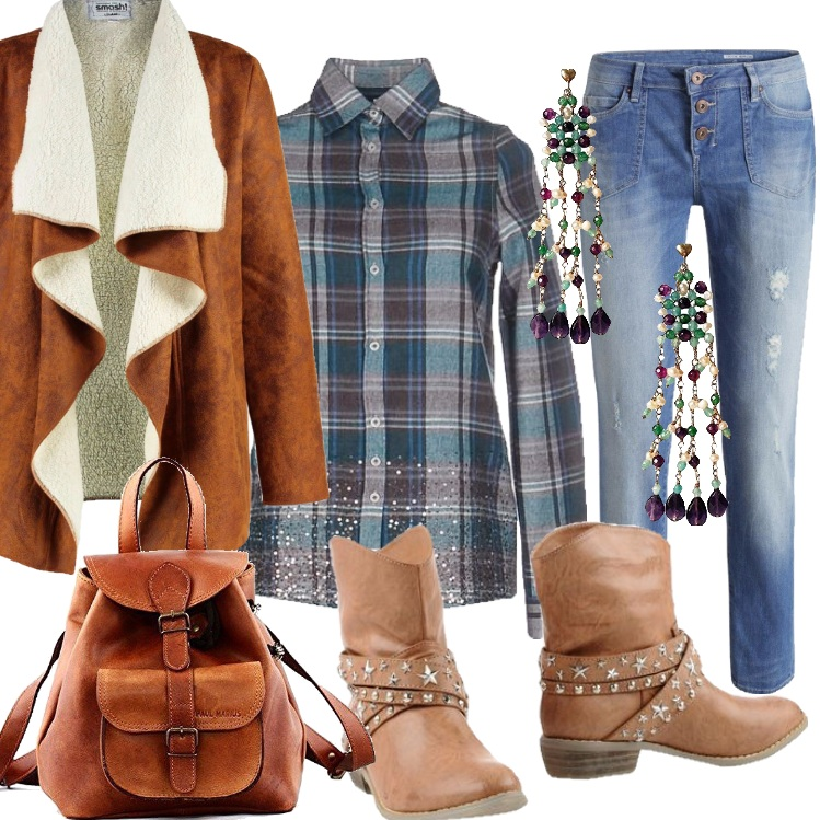 Outfit Ispirazione country