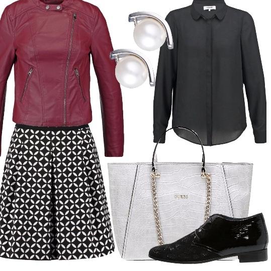 Outfit Stile senza tempo