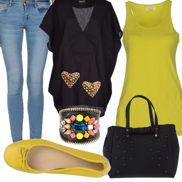 Outfit Sparkling girl