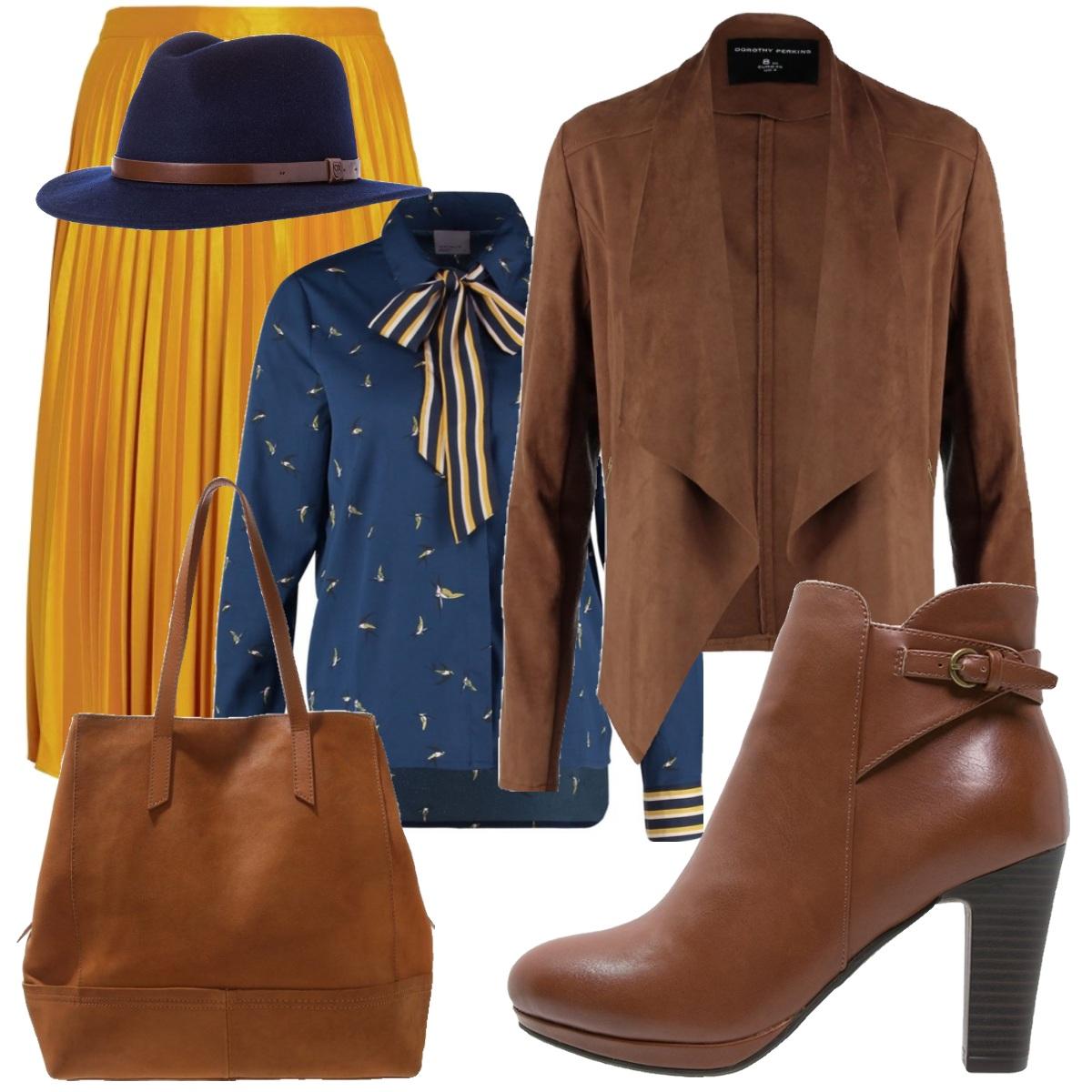 Outfit Un caffè in centro