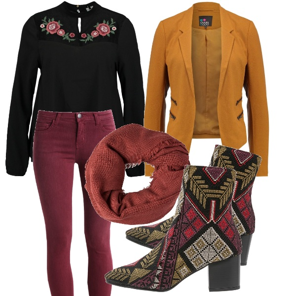 Outfit Moda autunnale