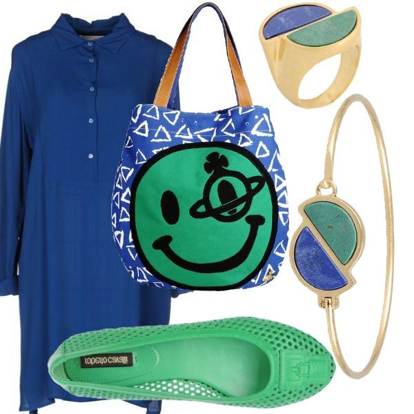 Outfit Sorridi al mondo!