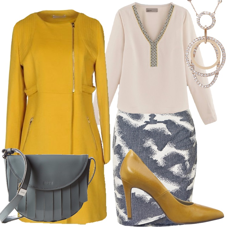 Outfit Illuminiamo l'autunno