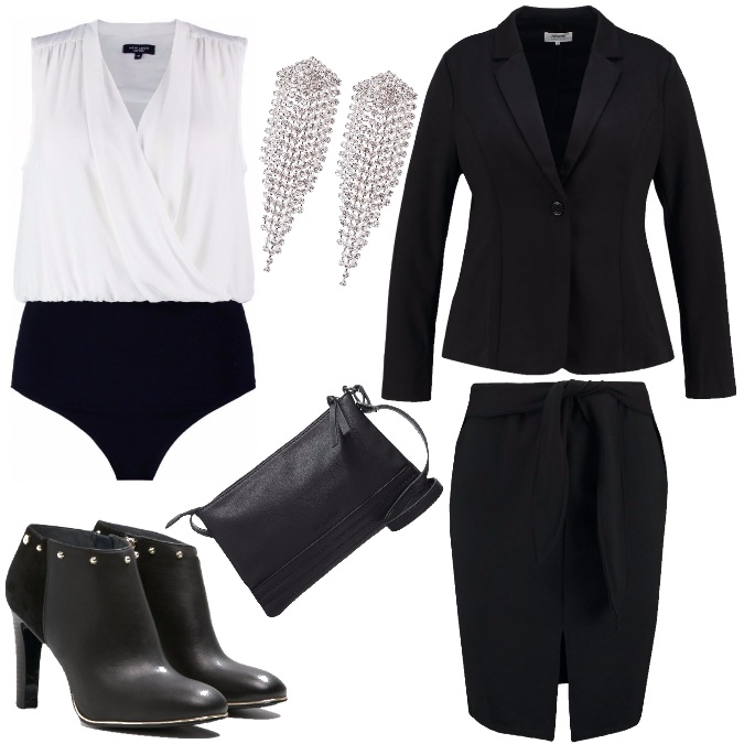 Outfit Forme generose