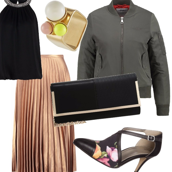 Outfit Audacemente