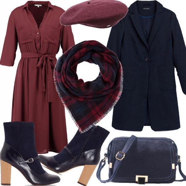 Outfit Io chic