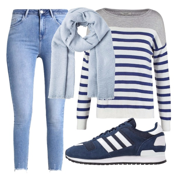 Outfit Stripes mania