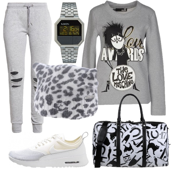 Outfit Mattinata al parco