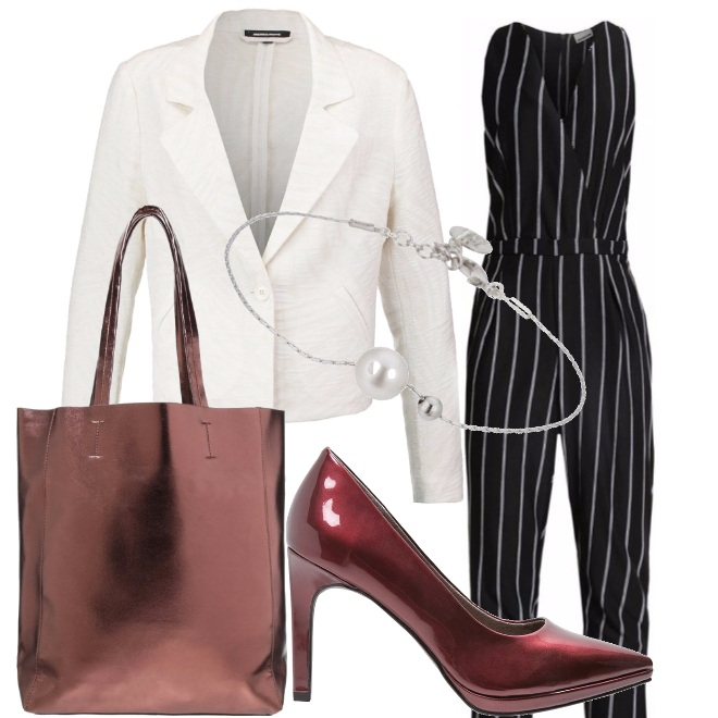 Outfit Jumpsuit che passione