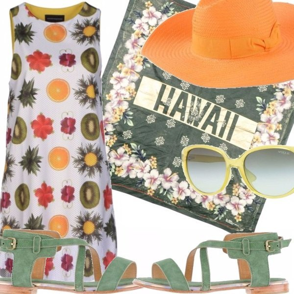 Outfit Hawaii