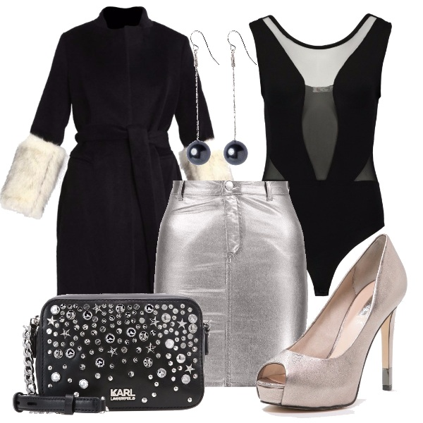 Outfit Sabato in discoteca