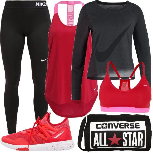 Outfit Il lato fashion dello sport