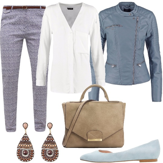 Outfit Pantalone d'occasione