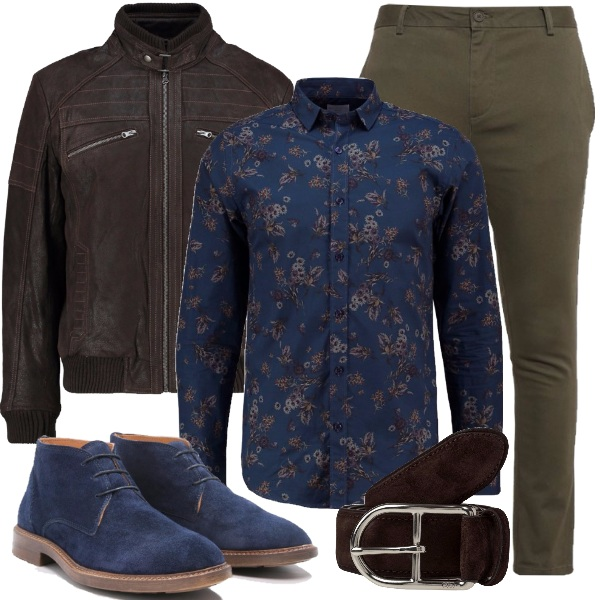 Outfit Fantasie d'autunno