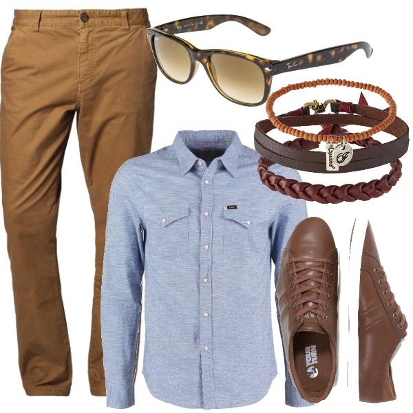 Sportivo elegante outfit uomo Casual per tutti i giorni | Bantoa